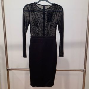 Brand new Missguided pencil dress with tag on!